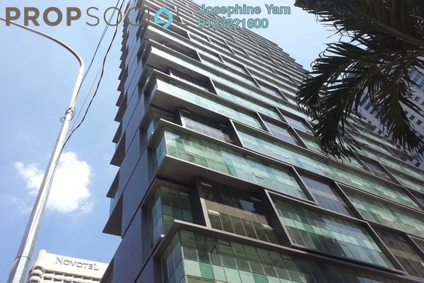 For Sale Condominium at Vipod Suites, KLCC Freehold Fully Furnished 2R/2B 2.2m