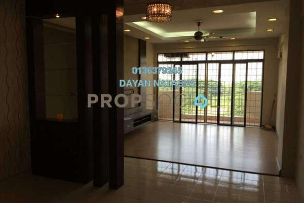 For Sale Condominium at Pelangi Condominium, Sentul Freehold Semi Furnished 3R/2B 425k