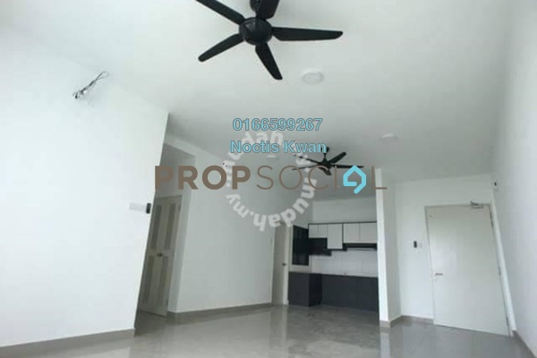 For Rent Condominium at Parkhill Residence, Bukit Jalil Freehold Semi Furnished 3R/2B 1.3k
