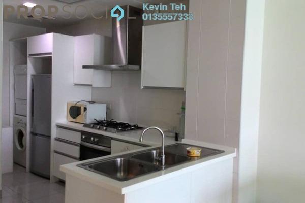 For Rent Serviced Residence at Solaris Dutamas, Dutamas Freehold Fully Furnished 1R/1B 3.3k