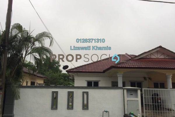 For Sale Semi-Detached at Taman Meru, Klang Freehold Semi Furnished 4R/2B 505k