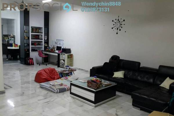 For Sale Link at Vistaria Residences, Bandar Puchong Jaya Freehold Semi Furnished 4R/3B 890k