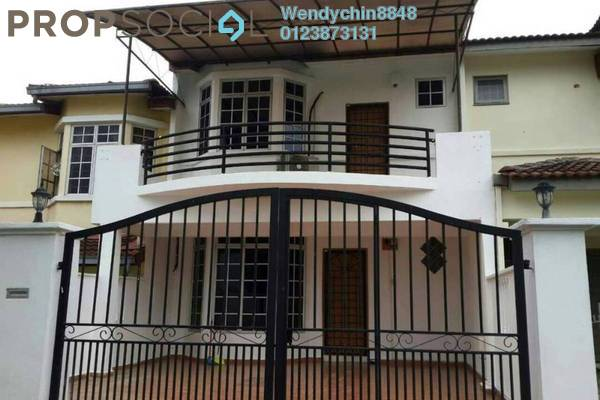 For Sale Terrace at Saujana Puchong, Puchong Freehold Semi Furnished 4R/3B 470k