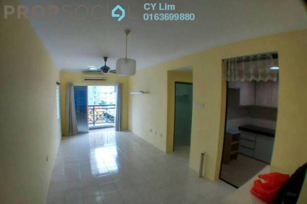 For Sale Apartment at Casa Riana, Bandar Putra Permai Freehold Semi Furnished 2R/2B 318k