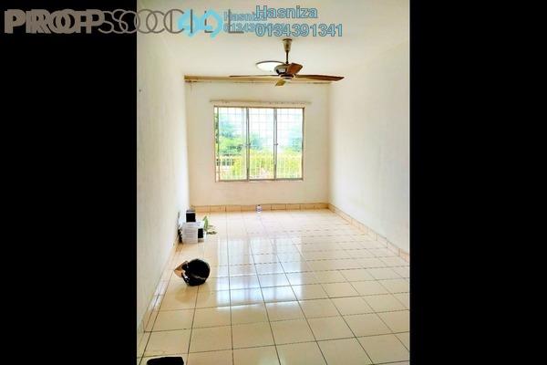 For Sale Apartment at Latan Biru, Kota Damansara Leasehold Semi Furnished 3R/2B 300k