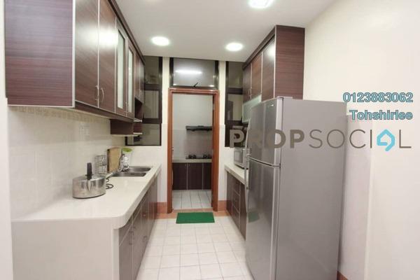 For Rent Condominium at Pelangi Utama, Bandar Utama Freehold Fully Furnished 3R/2B 2.1k
