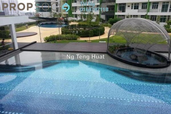 For Sale Condominium at Setia Tri-Angle, Sungai Ara Freehold Unfurnished 4R/2B 765k