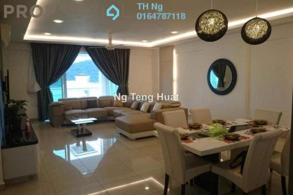 For Sale Condominium at Summerton Condominium, Bayan Indah Freehold Fully Furnished 5R/3B 1.9m
