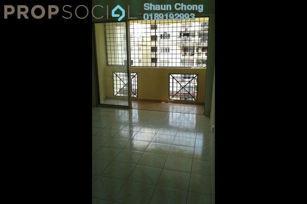 For Sale Condominium at Pandan Mewah Heights, Pandan Indah Freehold Semi Furnished 3R/2B 348k