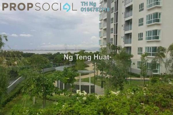 For Sale Condominium at Tropicana Bay Residences, Bayan Indah Freehold Unfurnished 3R/2B 788k