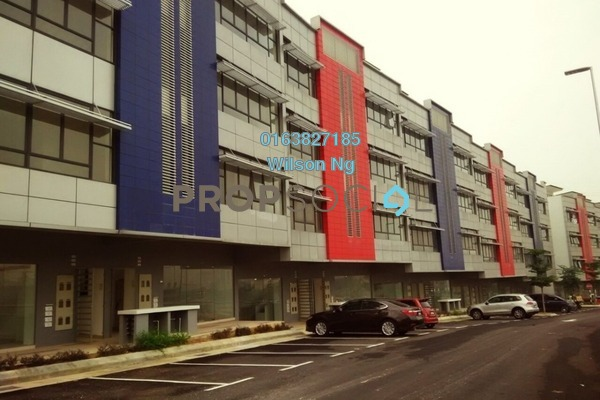 For Rent Shop at The Earth Bukit Jalil, Bukit Jalil Freehold Unfurnished 0R/2B 5k