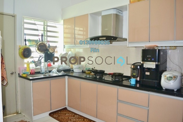 For Sale Terrace at Taman Pelangi Semenyih, Semenyih Freehold Fully Furnished 4R/3B 490k