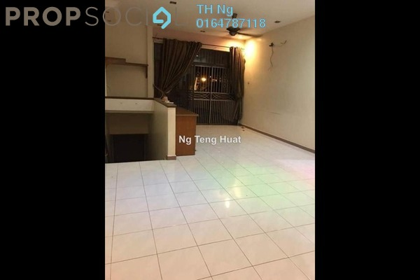 For Rent Townhouse at Desaria, Sungai Ara Freehold Fully Furnished 3R/2B 1.3k