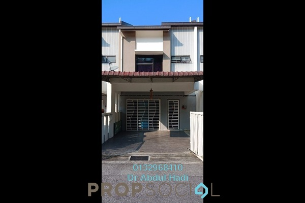 For Sale Terrace at Kajang 2, Kajang Freehold Semi Furnished 4R/3B 490k