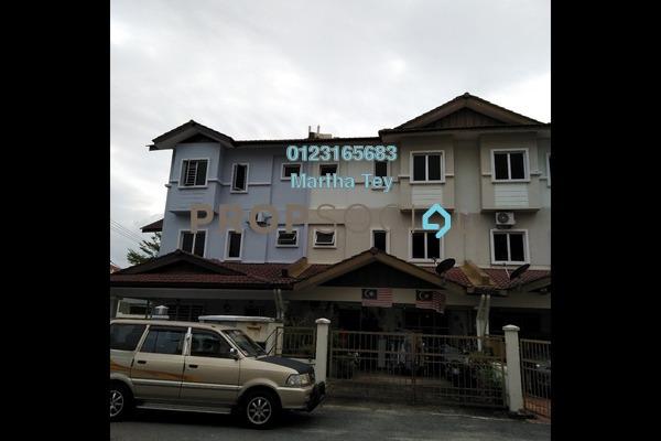 For Sale Terrace at Bandar Teknologi Kajang, Semenyih Freehold Unfurnished 5R/4B 855k