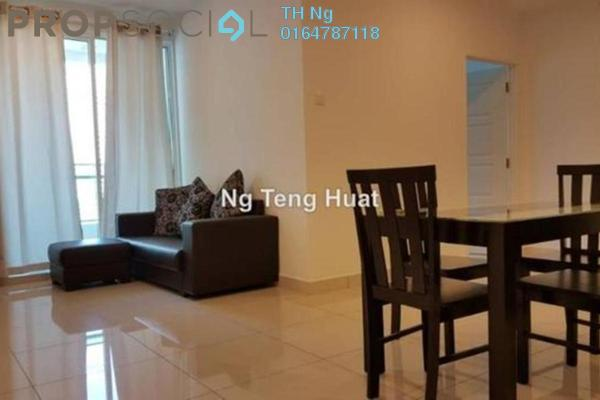 For Rent Condominium at Mansion One, Georgetown Freehold Fully Furnished 2R/2B 2.9k