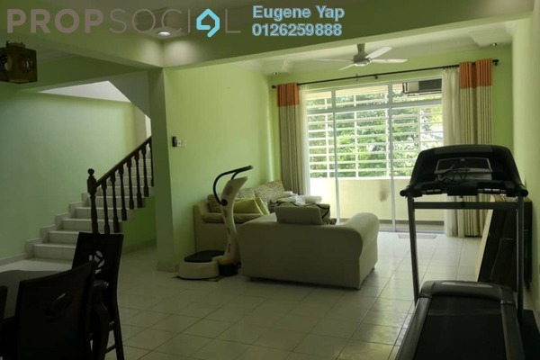 For Sale Condominium at Impian Heights, Bandar Puchong Jaya Freehold Semi Furnished 4R/3B 630k