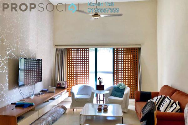 For Sale Condominium at Vista Kiara, Mont Kiara Freehold Fully Furnished 3R/3B 720k