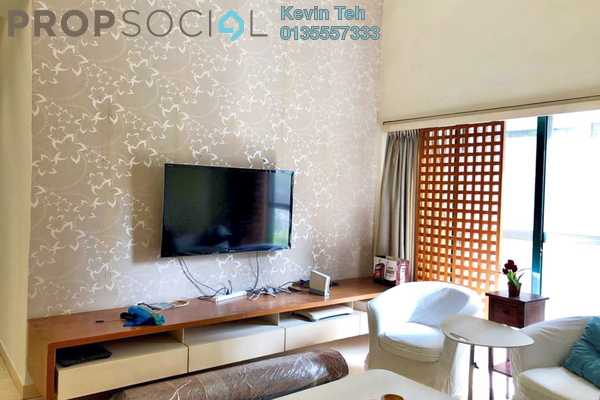 For Rent Condominium at Vista Kiara, Mont Kiara Freehold Fully Furnished 3R/3B 2.68k