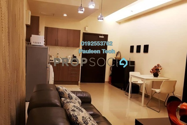 For Sale Serviced Residence at Windsor Tower, Sri Hartamas Freehold Fully Furnished 1R/1B 550k