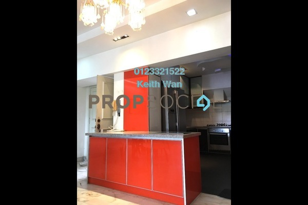 For Rent Condominium at Sang Suria, Sentul Freehold Semi Furnished 3R/2B 1.8k