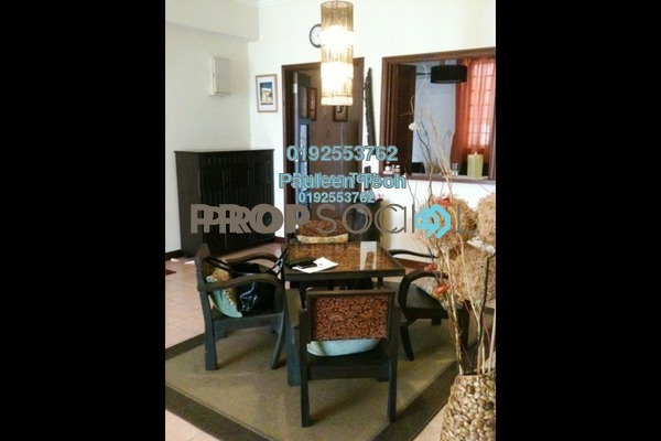 For Sale Condominium at Menara Duta 2, Dutamas Freehold Semi Furnished 3R/2B 500k
