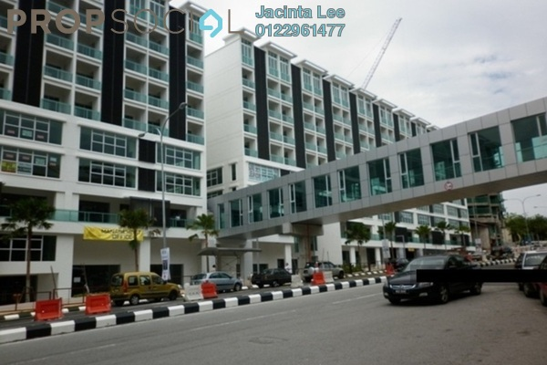 For Sale Serviced Residence at Plaza Damas 3, Sri Hartamas Freehold Semi Furnished 1R/1B 308k