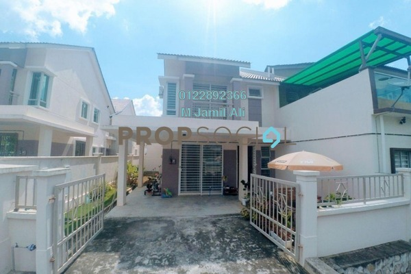 For Sale Semi-Detached at Sunway Alam Suria, Shah Alam Leasehold Unfurnished 4R/3B 400k
