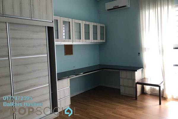 For Rent Superlink at Mulberry Grove, Denai Alam Freehold Semi Furnished 4R/4B 2.3k
