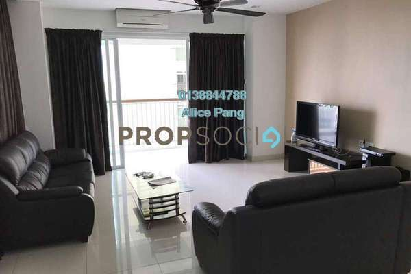 For Sale Condominium at Platino, Gelugor Freehold Fully Furnished 4R/4B 1.4m