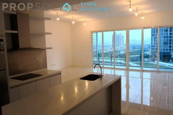 For Sale Condominium at EcoSky, Jalan Ipoh Freehold Semi Furnished 3R/2B 800k