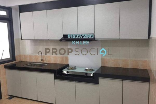 For Sale Terrace at Setia Impian, Setia Alam Freehold Semi Furnished 4R/3B 600k