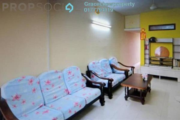 For Sale Apartment at Tebrau City Residences, Tebrau Freehold Fully Furnished 3R/2B 490k