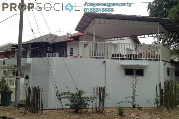 For Sale Terrace at USJ 3, UEP Subang Jaya Freehold Semi Furnished 6R/4B 990k