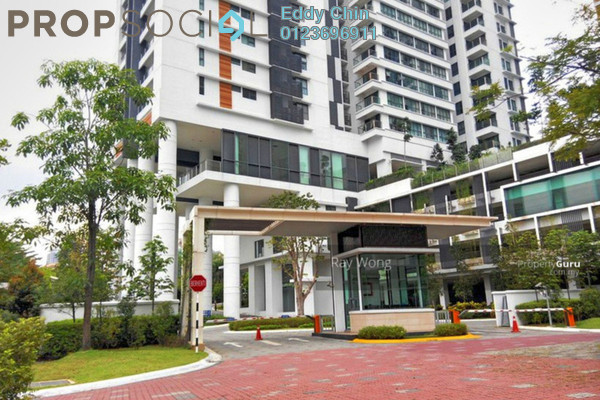 For Rent Condominium at A'Marine, Bandar Sunway Freehold Fully Furnished 3R/2B 4.5k