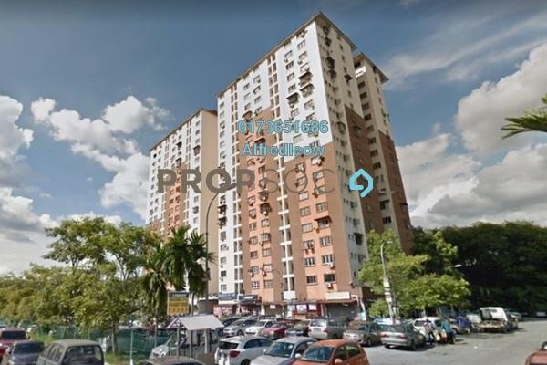 For Sale Apartment at Laman Rimbunan, Kepong Freehold Unfurnished 3R/2B 220k