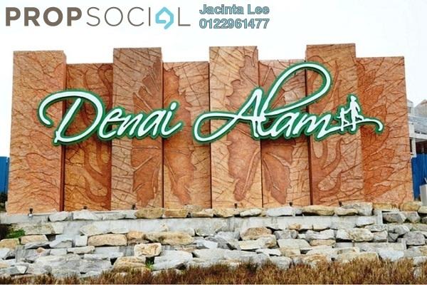 For Sale Terrace at Nerida, Denai Alam Freehold Semi Furnished 5R/4B 985k