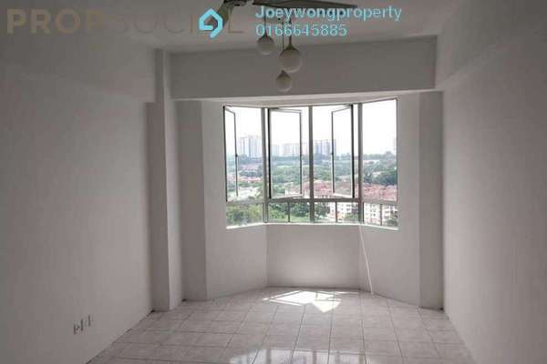 For Rent Apartment at Menara KLH, Bandar Kinrara Freehold Unfurnished 3R/2B 900translationmissing:en.pricing.unit