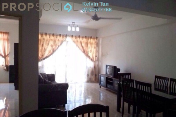 For Rent Condominium at D'Piazza Condominium, Bayan Baru Freehold Fully Furnished 3R/2B 1.59k