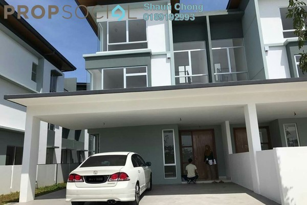 For Sale Semi-Detached at Fairfield Residences @ Tropicana Heights, Kajang Freehold Unfurnished 5R/5B 1.35m