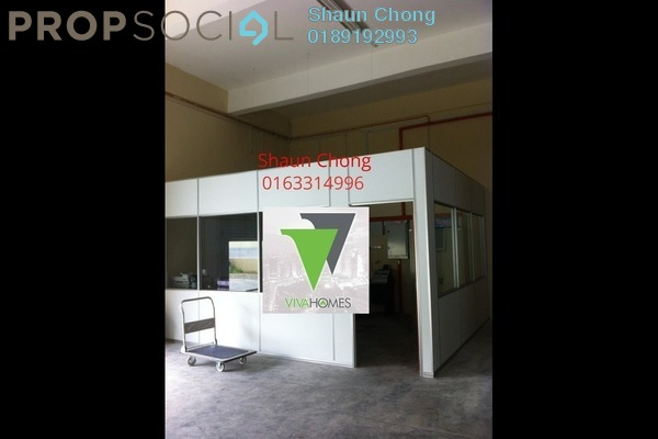 For Sale Factory at Semenyih Hi-Tech Industrial Park, Semenyih Freehold Unfurnished 2R/4B 2.35m