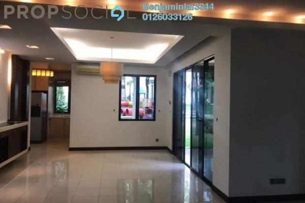 For Sale Terrace at Amelia, Desa ParkCity Freehold Semi Furnished 5R/4B 2.6m