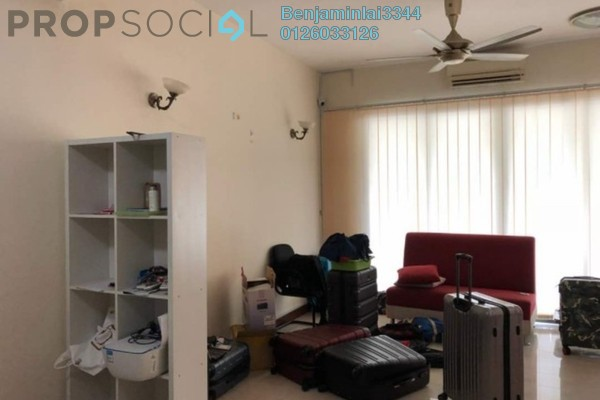 For Rent Terrace at Amelia, Desa ParkCity Freehold Semi Furnished 4R/3B 3.3k