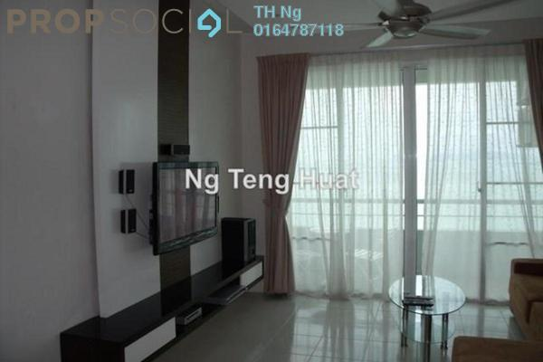For Rent Condominium at BaysWater, Gelugor Freehold Fully Furnished 3R/2B 3.5k
