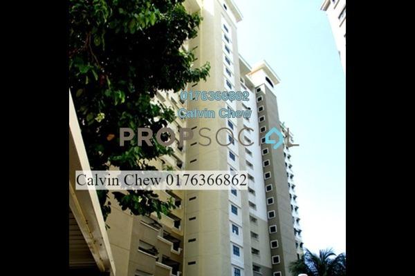 For Sale Condominium at Vista Komanwel, Bukit Jalil Freehold Unfurnished 3R/2B 405k
