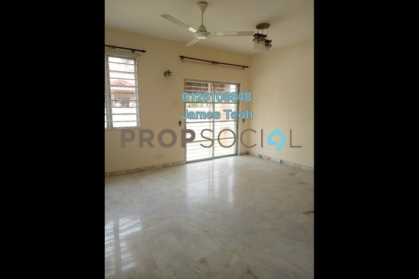 For Sale Terrace at Fuego, Bandar Bukit Raja Freehold Semi Furnished 4R/3B 670k