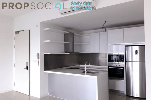 For Sale Condominium at EcoSky, Jalan Ipoh Freehold Semi Furnished 3R/3B 988k