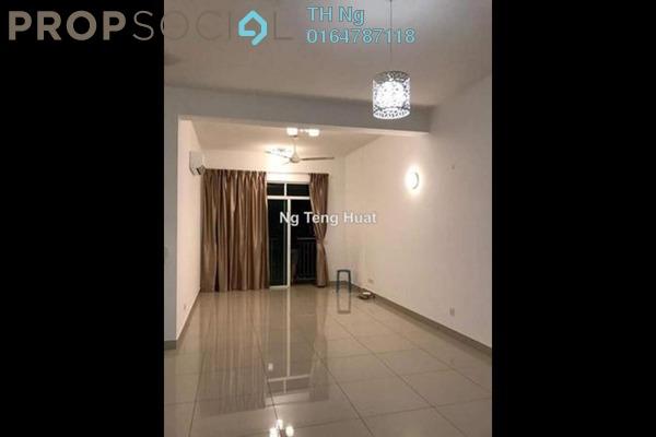 For Rent Condominium at Reflections, Sungai Ara Freehold Semi Furnished 4R/2B 1.3k