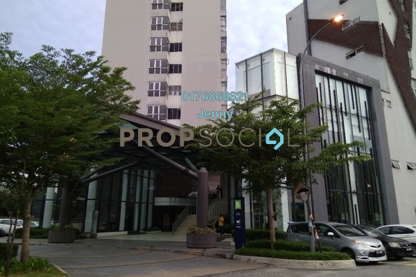 For Rent Serviced Residence at C180, Cheras South Freehold Semi Furnished 1R/1B 1.2k