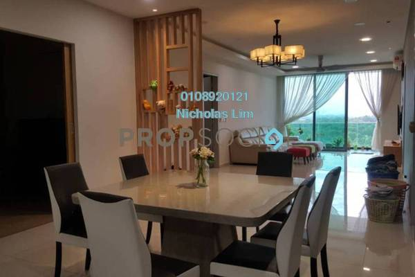 For Sale Condominium at X2 Residency, Puchong Freehold Semi Furnished 5R/5B 730k